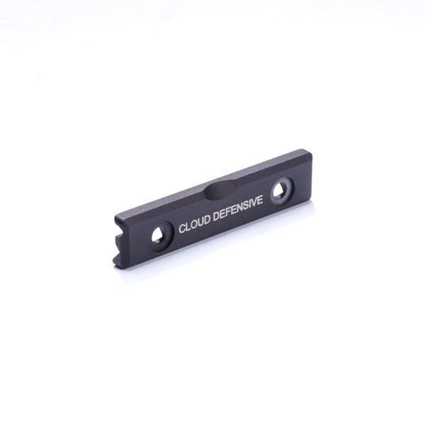 LCS Surefire Replacement Non-Threaded Plate