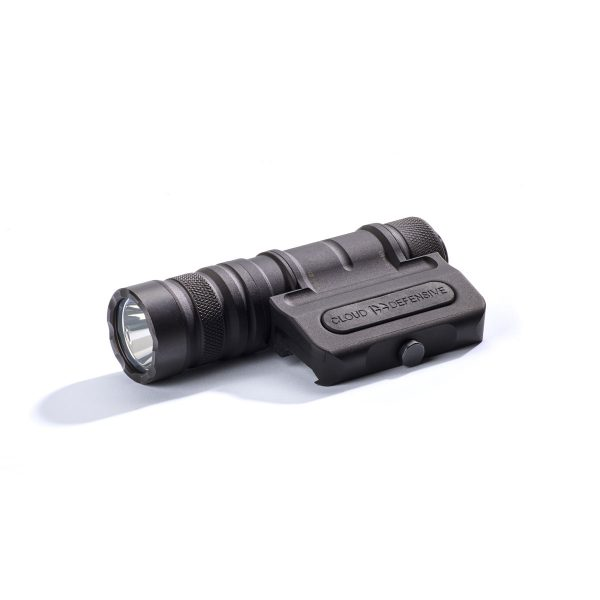 Optimized Weapon Light Back Black